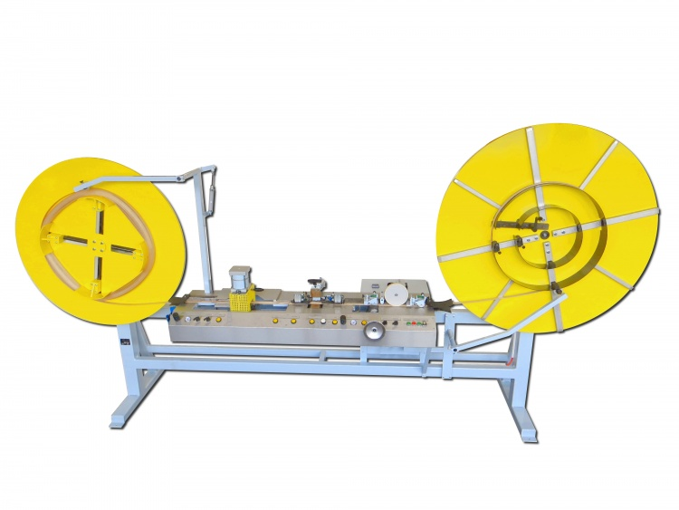 STREMA 70 - Starkkantenfurnier Reparaturmaschine